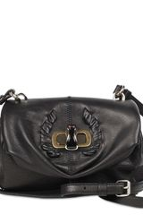 Nina Ricci Goatskin Mini Shoulder Bag - Lyst