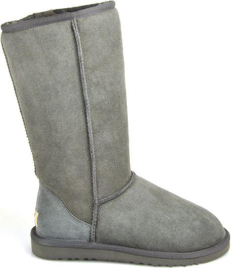 ugg classic grey tall