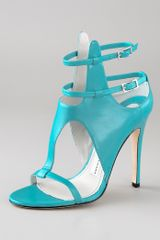 Camilla Skovgaard Ankle Point Strap Sandals - Lyst