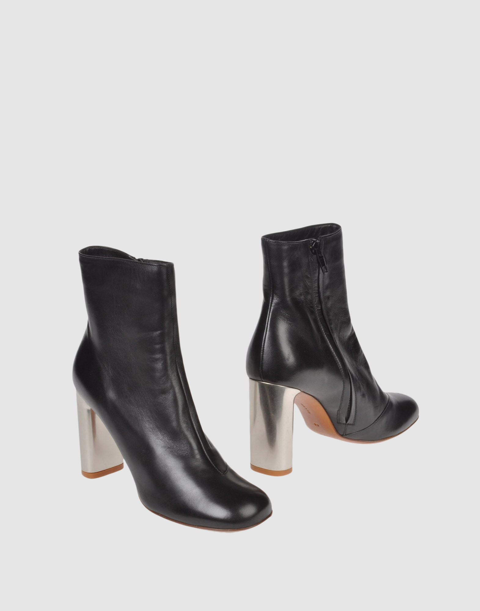 Celine Ankle Boots in Black
