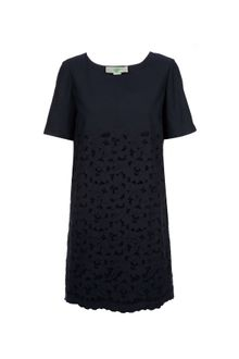Stella McCartney Cut Away Detail Dress - Lyst