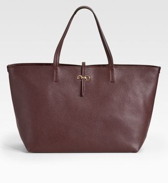 Ferragamo New Icona Safari Tote - Lyst