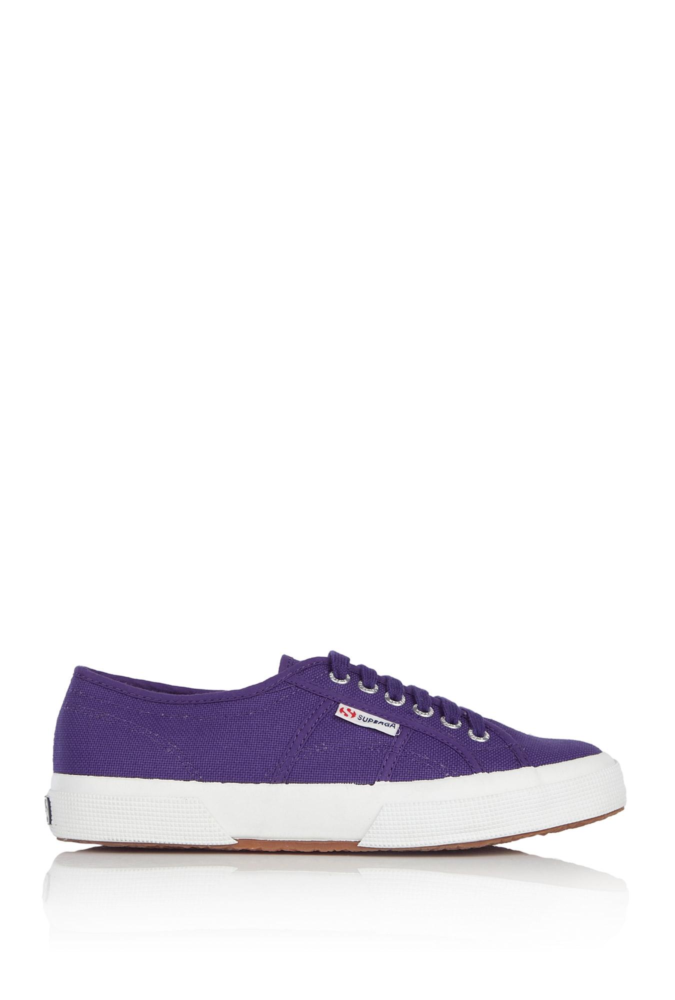 Superga: Superga Sneakers In Purple