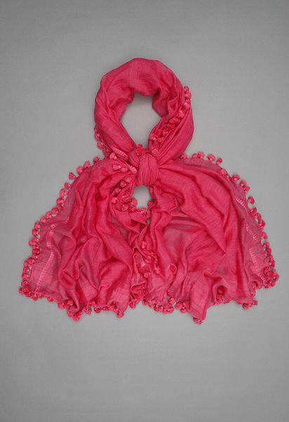 matta scarves matta dupatta scarves in pink black lyst