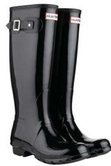 Hunter Womens Original Gloss Wellington Boots