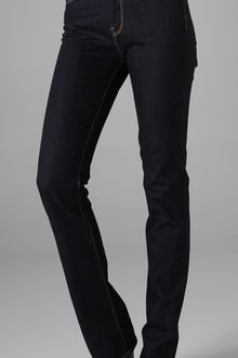 7 For All Mankind High Waist Straight Leg Jeans - Lyst