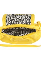 Marc By Marc Jacobs Little Ukita Leather Bag in Yellow (dandelion) - Lyst