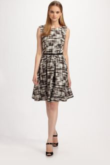 Jason Wu Printed Dress - Lyst