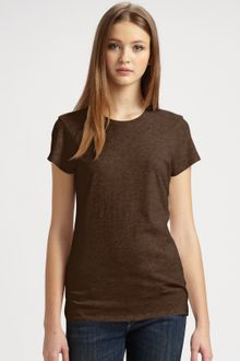 Vince Little Boy Tee - Lyst