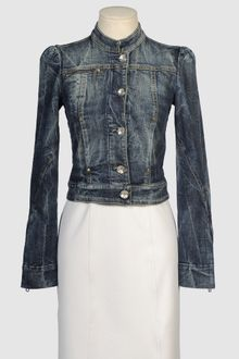Miss Sixty Denim Outerwear - Lyst