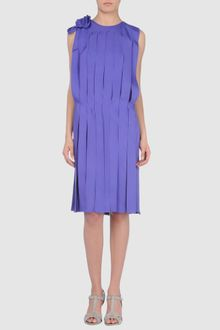 Bottega Veneta Short Dress - Lyst