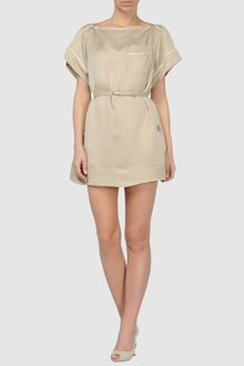 Rochas Short Dress - Lyst