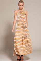 Rachel Comey Vapor Dress in Orange - Lyst