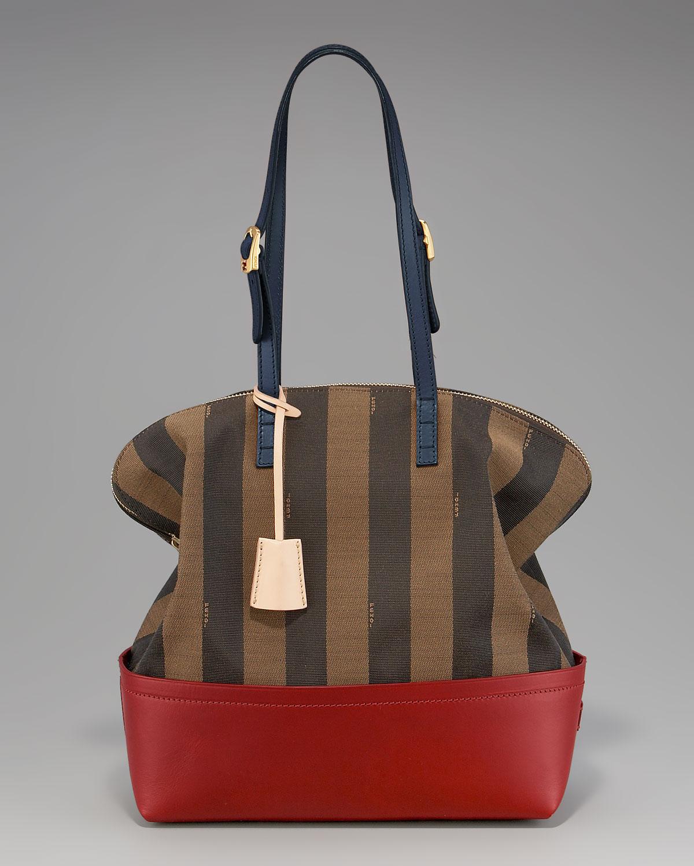 131131f7e773 discount fendi bags - Fendi Striped 2bag in Multicolor (multi)