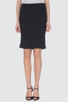 Lanvin Knee Length Skirt - Lyst
