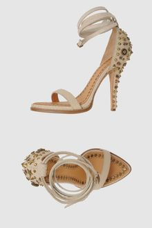 Givenchy High-heeled Sandals - Lyst