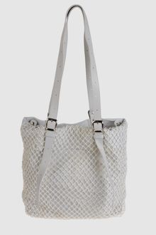 Maison Martin Margiela Large Leather Tote Bag - Lyst