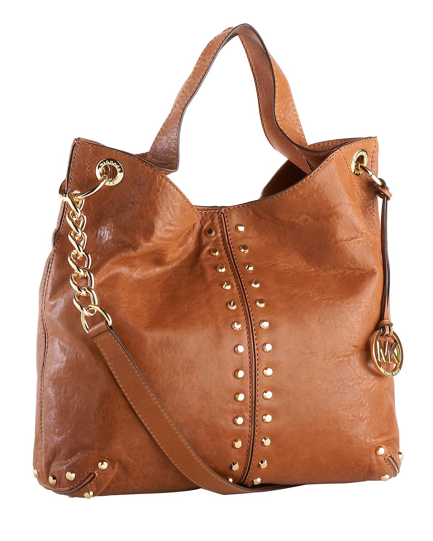 Uptown Astor Large Shoulder Tote Bag 61
