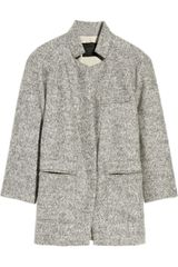 J.Crew Wool-blend Box Jacket - Lyst
