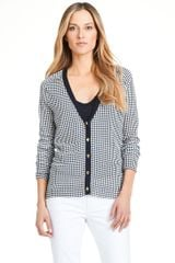 Tory Burch Greer Cardigan - Lyst