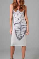 Raquel Allegra Layering Dress - Lyst