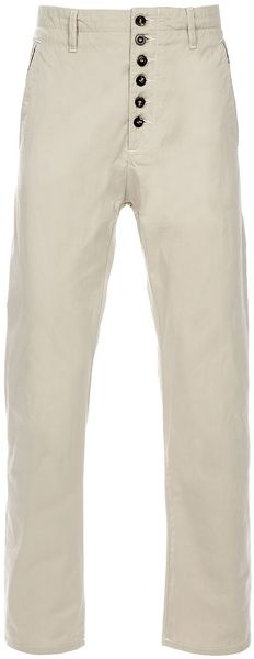 Nonyme Cotton Chino - Lyst