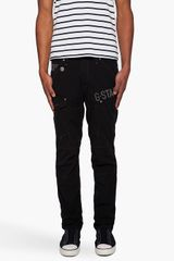 G-star Raw General Tapered Cargos - Lyst