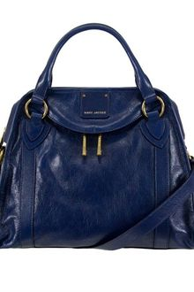 Marc Jacobs Wellington Classic in Navy - Lyst