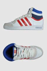 Adidas High-top Sneaker - Lyst