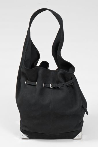 Alexander Wang Robyn Hobo in Black - Lyst