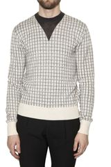 Burberry Prorsum Cashmere Knit Sweater - Lyst