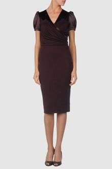 Dolce & Gabbana 3/4 Length Dress - Lyst