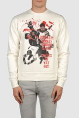 DSquared2 Sweatshirt - Lyst