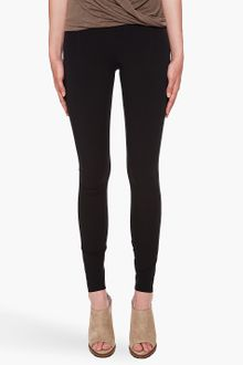 Helmut Lang Stretch Leggings - Lyst