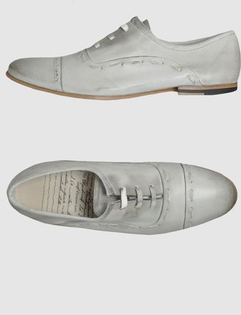 Officine Creative Italia Laced Shoes - Lyst