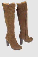 Sanfrediano High-heeled Boots - Lyst