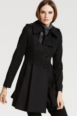 Via Spiga Rosella Military-inspired Coat - Lyst