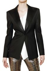 Balmain Cool Wool Jacket - Lyst