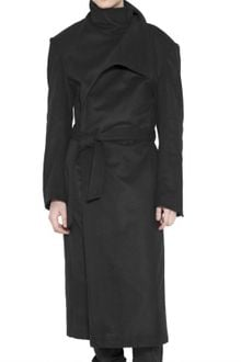 Damir Doma Cashmere Blend Wool Cloth Coat - Lyst