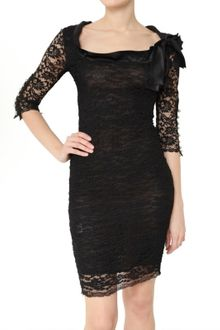 D&G Stretch Lace Dress - Lyst