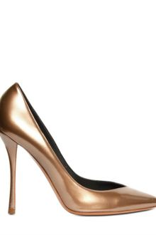 Edmundo Castillo 110mm Patent Stiletto Pointy Pumps - Lyst