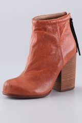 Jeffrey Campbell Rumble High Heel Booties - Lyst