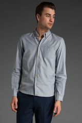 Marc By Marc Jacobs Oxford Shirting - Lyst