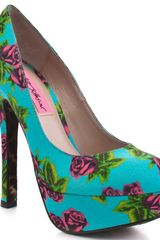 Betsey Johnson Diskko - Tin Can Rose