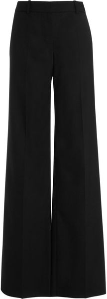 Chloé Pleated Trouser - Lyst