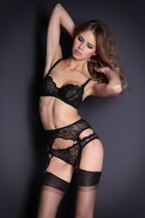 Agent Provocateur Love Suspender