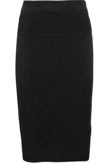 Narciso Rodriguez Stretch-wool Pencil Skirt - Lyst