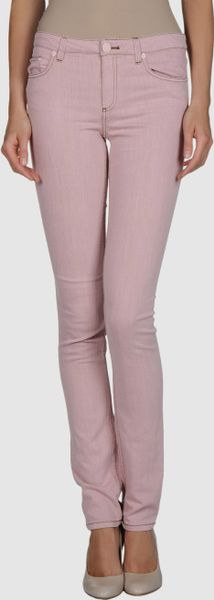 Marc By Marc Jacobs Jeans in Pink - Lyst