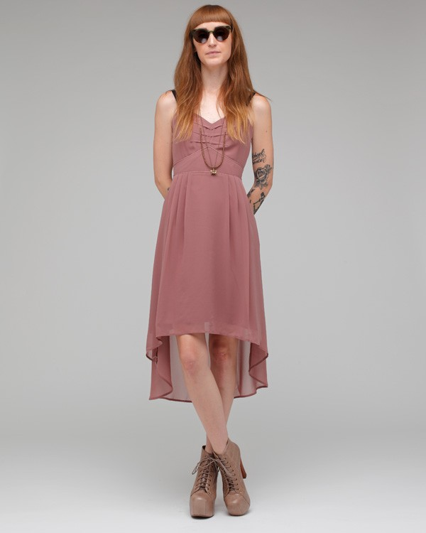 Lyst Dolce Vita Odelia Up Down Dress In Pink