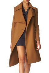 Vivienne Westwood Folded Lapel Coat